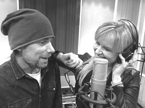 Federico Barani and Cristina Scanu